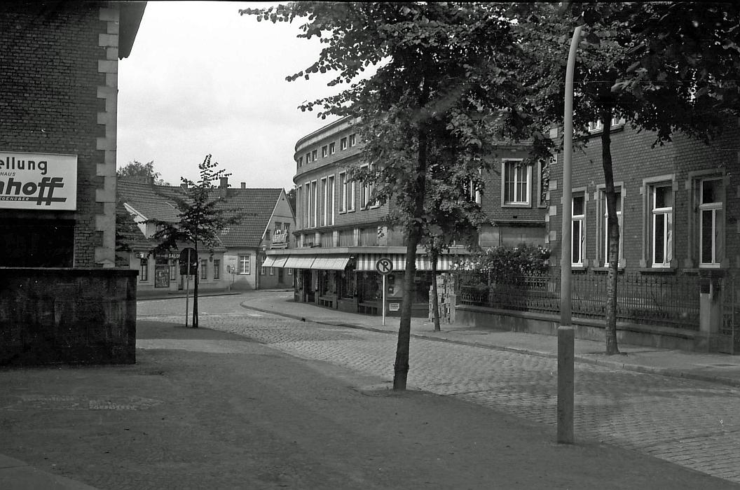 gemeindeordnung nrw 1952