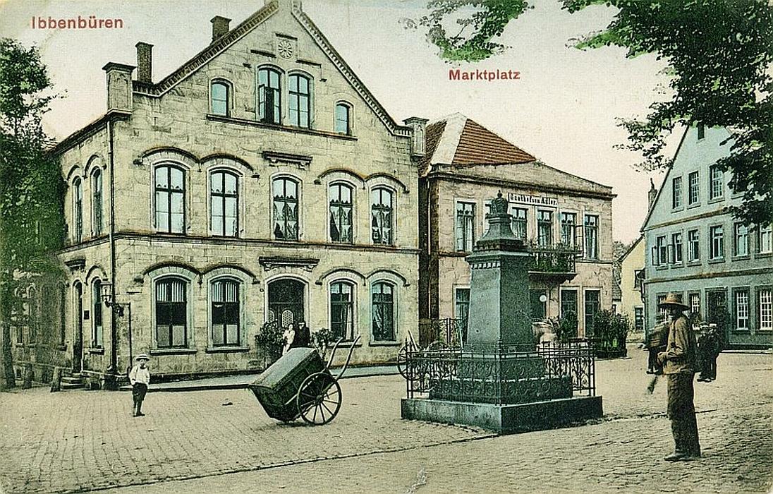 apotheke am oberen markt ibbenbüren